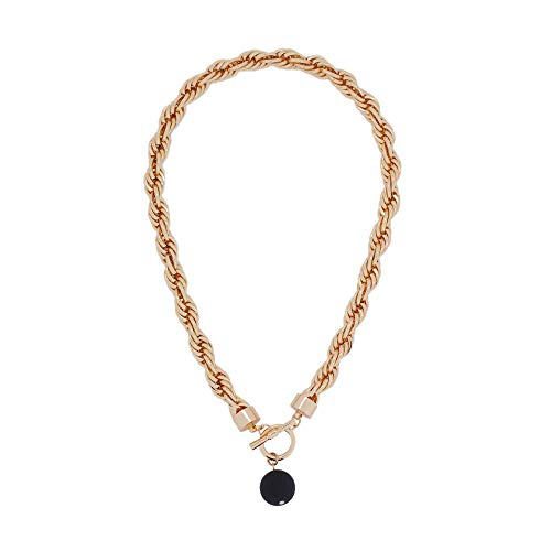 Parfois - Collar Blog - Mujeres - Tallas Única - Negro
