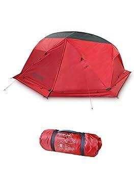 KeenFlex Tente 2 Personnes 4 Saisons Camping Alpinisme Tente Hiver