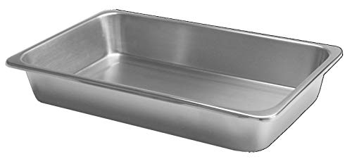 Graham-Field 3258 Instrument Tray Without Cover, 8-7/8 x 5 x 2, Medium