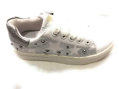 Asso Sneaker met veters en ritssluiting, voetbed van echt leer, 5304