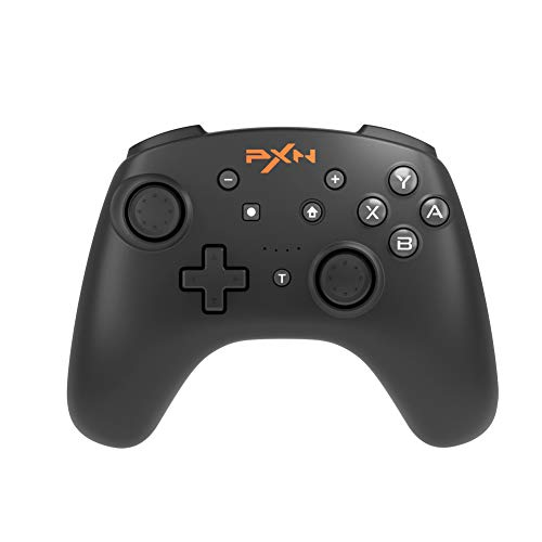 PXN 9607X Wireless Game Controller, Six-axis Somatosensory NFC...