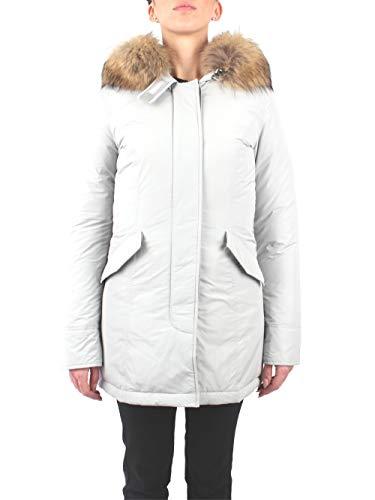 Women's Jacket Luxury Parka WOOLRICH WWCPS2131 SM20 1769 Drifter Grey 2/H FALL WINTER 2017-18