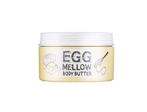 too cool for school Crema de cuerpo suave mantequilla de cuerpo 200g(7.05oz) humedad del huevo