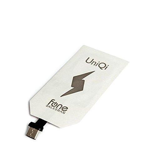 UniQi Type C è Un Ricevitore di Ricarica Wireless Qi per telefoni con Porta USB Type-C Come Google Pixel, Pixel XL, LG G6, Nexus 6P, 5X, HTC 10, LG G5, G5 SE, OnePlus 2, 3, 5, 6, Huawei P20 PRO