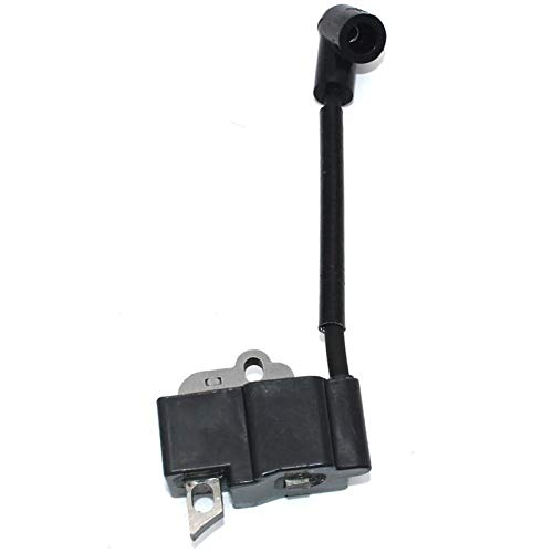 LiMePng Zündspule für Dolmar PS350 PS351 PS420C PS421 CL350 CL430 / für Makita DCS3500 DCS3501 DCS4300 DCS4301 CL350 CL430 EA3500F EA3501F LiMePng (Color : Black)