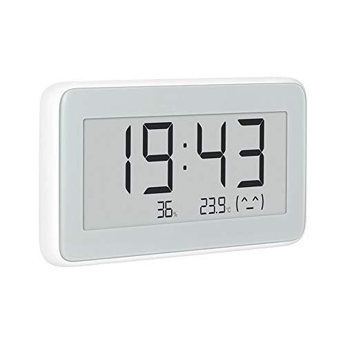 MIJIA Bluetooth-Thermometer, Temperatur- und Feuchtigkeitsmessung, Tinten-Bildschirm, elektronische Uhr