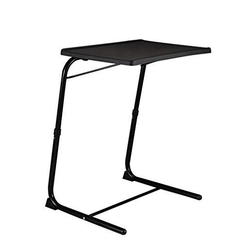 Sofa Side End Table, C-vormig Tafel Laptop Houder, End Stand Bureau Koffie dienblad Bijzettafel, Notebook Tablet Naast Bed Sofa Draagbaar Workstation, Over Bed Tafel