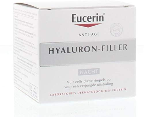 Eucerin Hyaluron-Filler Nachtcreme, 50 ml