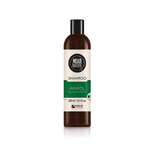 Hello Nature Shampoo Hanföl 300ml