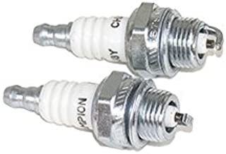 N2 (Pack of 2) Champion RCJ8Y Spark Plugs Also Replaces Kawasaki 92070-7003