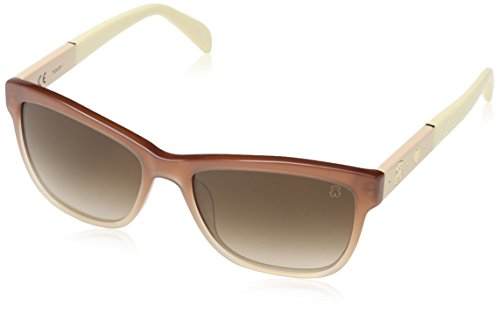 TOUS STO908S-5407MW Gafas, Gris, 54/17/140 para Mujer