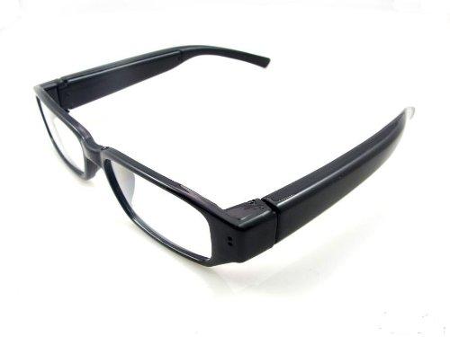 Online-Enterprises 1280 x 720 HD 30 fps gafas espía gafas cámara oculta mini DVR con ranura TF