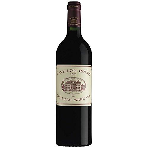 Rojo Pavillon du Chateau Margaux - Margaux 2014 Second vin du Château Margaux 6 x Bouteille (75 cl)