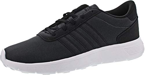adidas Unisex Kinder Lite Racer K Walking-Schuhe, Schwarz (Cblack Cblack Gresix), 36 EU