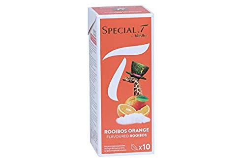 Special.T - Rooibos Orange - 1 Packung (10 Kapseln)