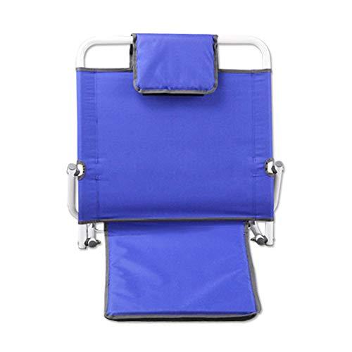 RUIVE åldersvård säng liggandes, ställbar vinkel är 15–75° säng ligg stol, ställbar sängöverkast, vikbar lazy stol