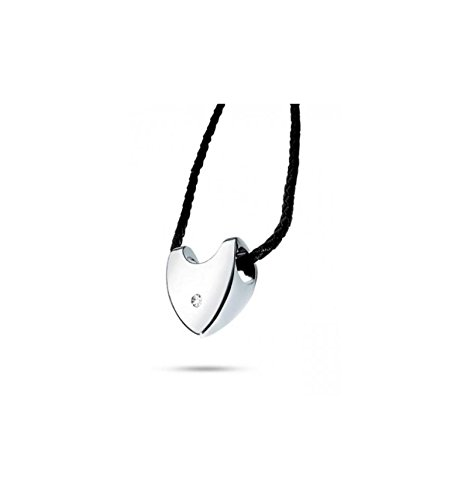 Morellato Collana Collezione Bolle PENDETE Cuore con Diamante S9501