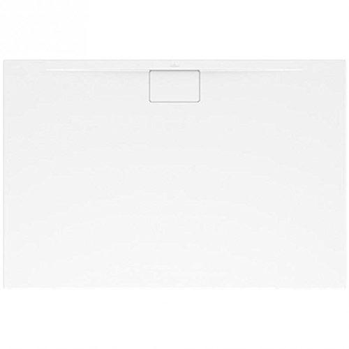 Villeroy + Boch Architectura Duschwanne (1080ARA215) MetalRim 1000x800x15mm weiß alpin, DA1080ARA215