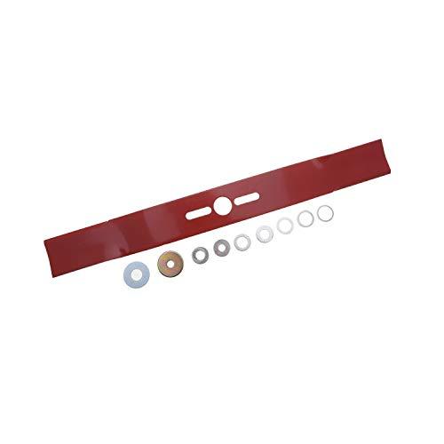 Jardiaffaires - Cuchilla universal para cortacésped (corte de 53 cm)