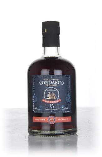 RON BARCO DE CARGAS XO 15 YEARS GUATEMALA 60% 70 CL