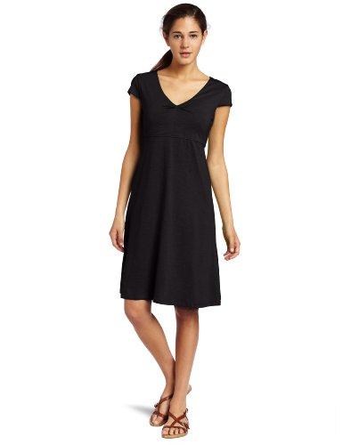 Big Sale Horny Toad Women's Rosemarie Dress, Black, Medium