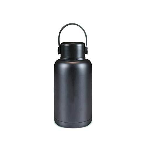 Calentadores de Manos Elctricos Taza de frasco de vaco de 400 ml que sacude a la botella de taza de 3 capas de acero inoxidable de acero inoxidable ms fro para tomar caf taza taza taza Calentador