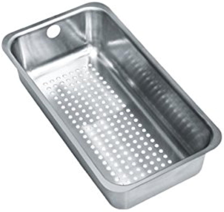 Franke 112.0250.014 Stainless Steel Insertion Drainer, Grey