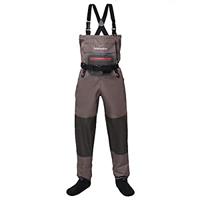 KyleBooker Fly Fishing StockingFoot Chest Waders Affordable Breathable Waterproof Chest Wader KB002 from KyleBooker