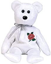 TY Beanie Baby - ROSE the Bear (UK Exclusive)