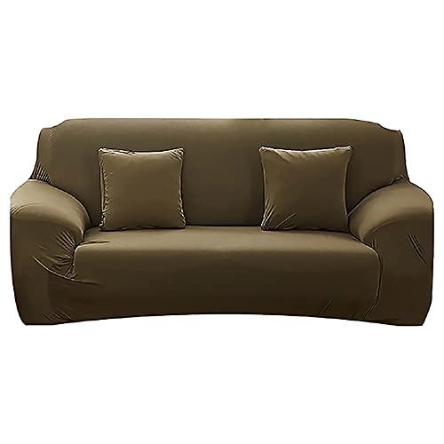 Funda de sofá para el hogar para Sala de Estar, Material elástico, sofá de Dos plazas, sofá de Dos plazas, Fundas para sillas, Fundas de sofá A7, 3 plazas