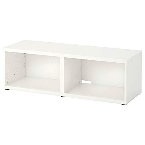 IKEA ASIA BESTA TV-Bank weiß