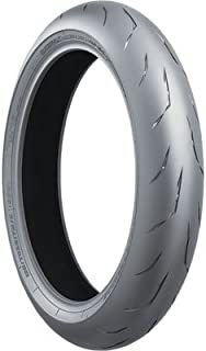 Bridgestone Battlax RS10 Racing Street Hypersport Front Motorcycle Tire 120/70ZR-17 (58W) for Yamaha YZF-R1 1998-2018