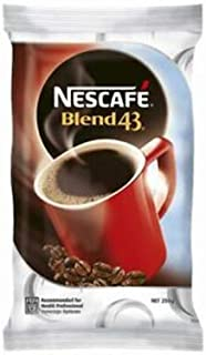 Nescafe Blend 43 Coffee Softpack 250gm
