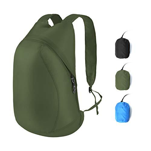 Hiking Backpack Ultra Lightweight Daypack Waterproof Packable 20L