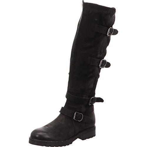 Mjus PEPERITA Stiefel Damen Schwarz - 39 - Klassische Stiefel