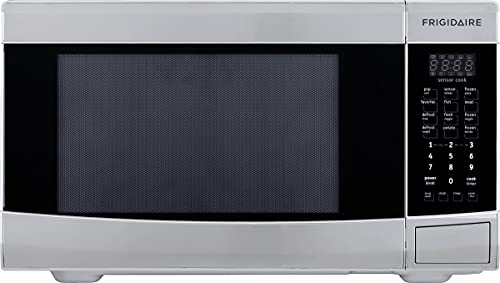 Frigidaire FFMO1611LS1.6 Cu. Ft. Stainless Steel Countertop Microwave