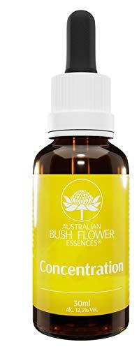 BUSH FLOWER - CONCENTRATION MISCELA DI FIORI AUSTRALIANI IN GOCCE 30 ML