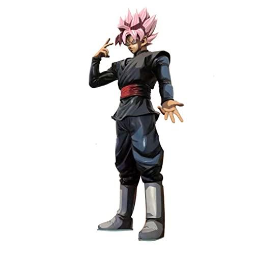 Dragon Ball Z FiguraZamasuBlackGokuGrandistaPVCColección Figura De Acción 31Cm, Modelo De Juguete Figura De Anime Juguetes para Niños