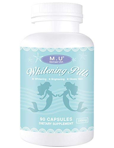 Mermaid USA Whitening Pills