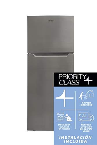Sauber - Frigorífico Dos Puertas SC177I Tecnología NOFROST - Eficien