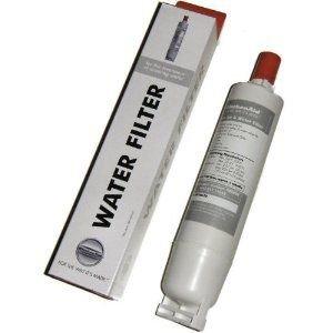 Wpro SBS004 Filtre à Eau Interne d'Origine pour Réfrigérateur Américain Kitchen Aid