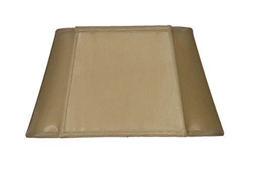 Luis Collection Light Brown Oblong Empire Shade