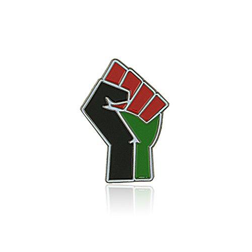 RBG Forever Resist: African American Liberation (Black Power Fist) Lapel Pin