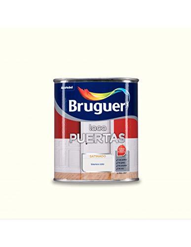 BRUGUER Blanco Roto Esmalte Laca Puertas 2,5 L