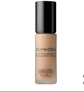 SEPHORA COLLECTION 10 Hr Wear Perfection Foundation 24 Medium Honey (Y)