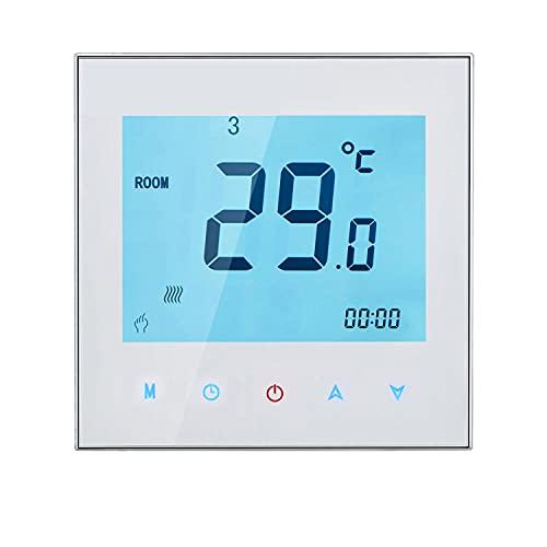 Pilvnar Termostato Calefaccion, 110-230V Termostato de...