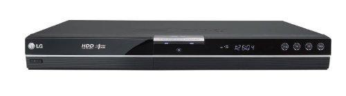 LG RH698H - Grabador de DVD con disco duro de 320GB (sintonizador analógico, DVB-T), color negro [Importado de Alemania]