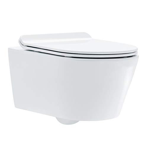 WC Suspendu céramique SOHO