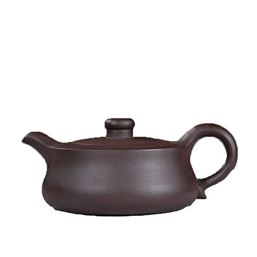 XueQing Pan theepot erts Authentieke Paars Klei theepot Effort theepot Plint Paarse modder