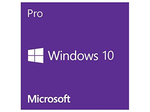 Windows 10 Pro 32 / 64 bit OEM - Coa Pack